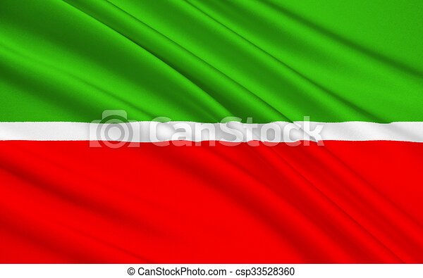 flag of republic of tatarstan russian federation the national flag