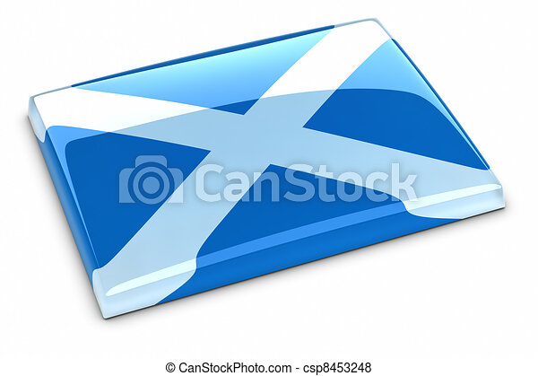 Flag of Scotland - csp8453248