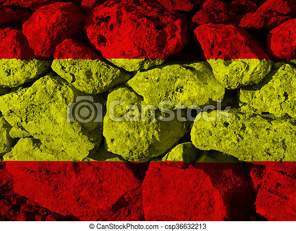 flag of Spain - csp36632213
