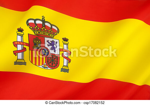 Flag of Spain - csp17082152
