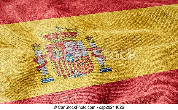 Flag of Spain - csp20244626