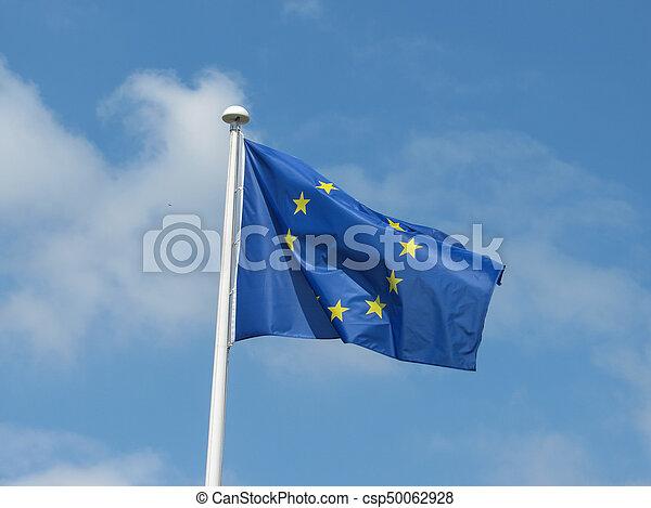 flag of the European Union (EU) - csp50062928