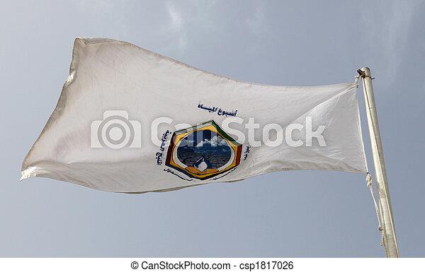 Flag of the GCC