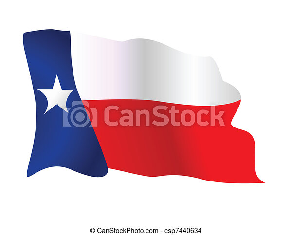 flag of the state of texas waving eps vector search clip art rh canstockphoto com