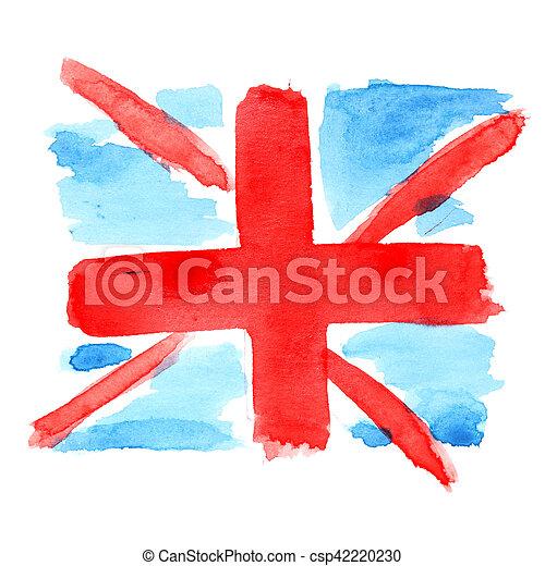 Flag of UK - csp42220230