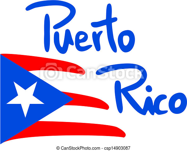 creative design of flag puerto rico vector search clip art rh canstockphoto com free clipart of puerto rican flag