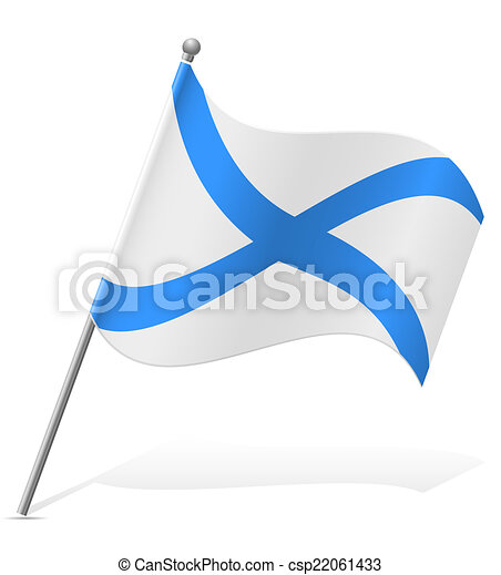flag Scotland vector illustration - csp22061433