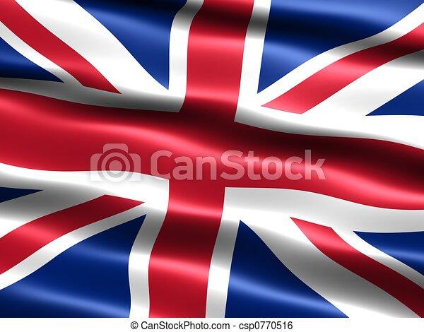 Flag: United Kingdom - csp0770516