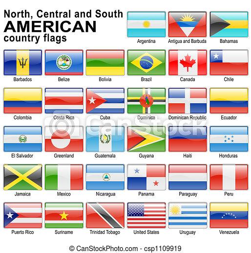 flag web buttons - csp1109919