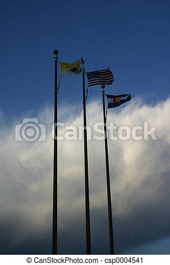Flags 4592 - csp0004541