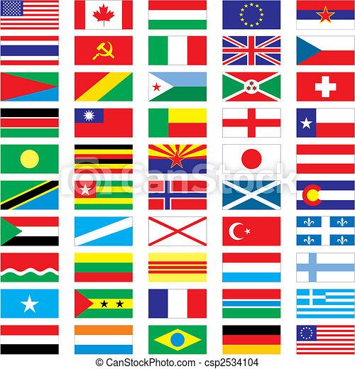 flags - csp2534104