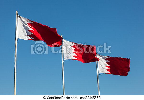 Flags Of Bahrain National Flags Of The Kingdom Of Bahrain - Bahrain flags