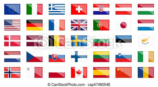 flags of different countries pdf