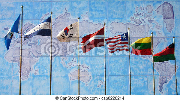 Flags of the World - csp0220214