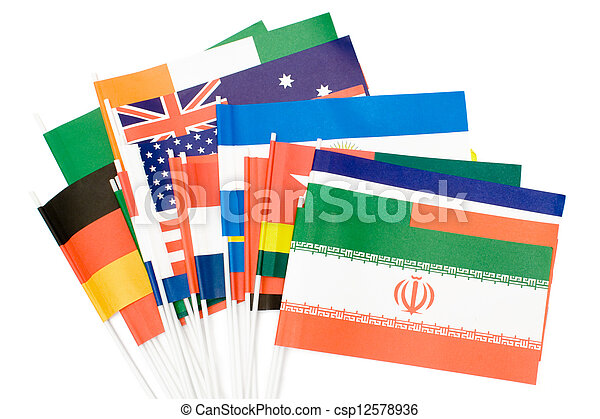 Flags - csp12578936