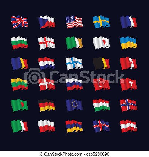 flags - csp5280690