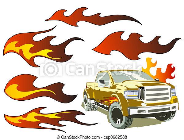 flame - csp0682588