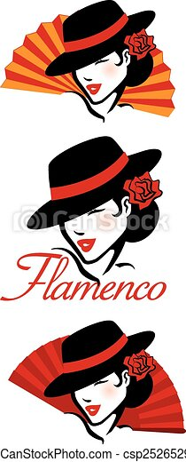 Flamenco Concept - csp25265290