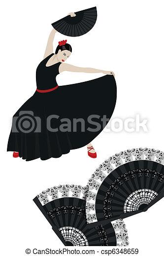 Flamenco - csp6348659