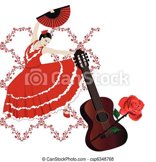 Flamenco - csp6348768