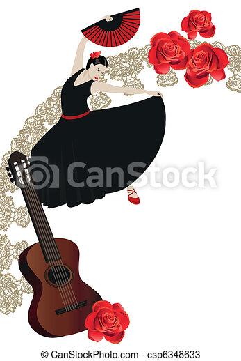 Flamenco - csp6348633