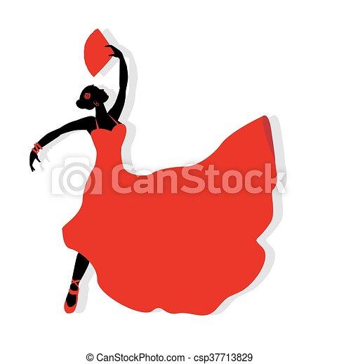 Flamenco - csp37713829