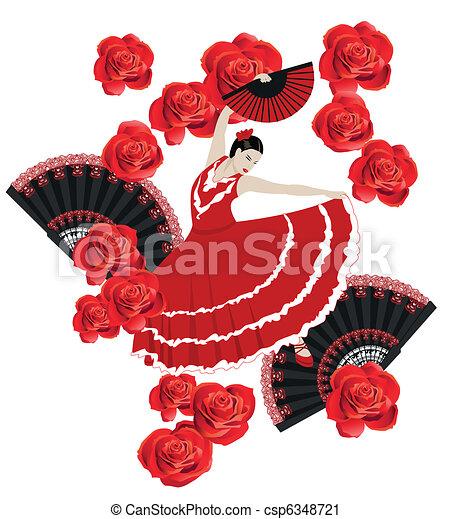 Flamenco - csp6348721