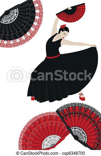 Flamenco - csp6348700