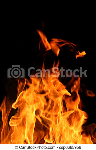 flamme - csp0665956