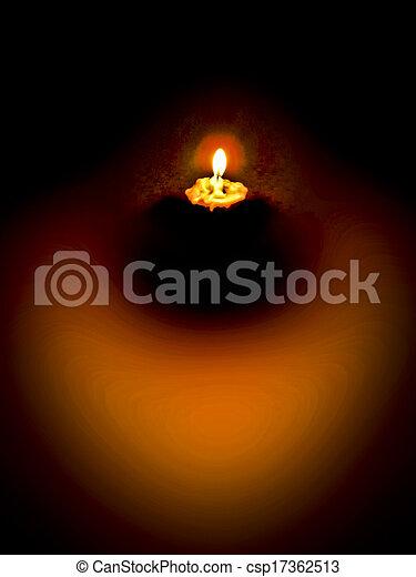 flamme - csp17362513