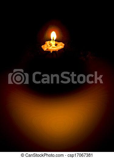 flamme - csp17067381