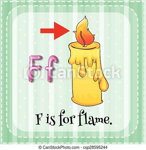 flamme - csp28595244