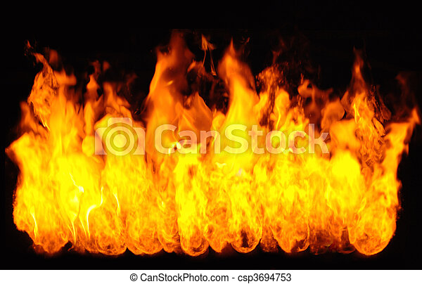 flammes - csp3694753