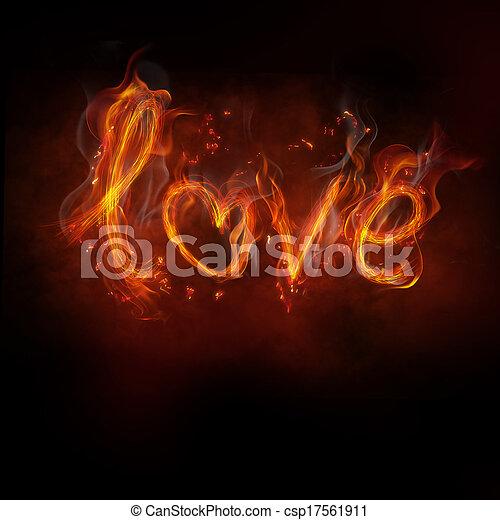 flamy symbol - csp17561911