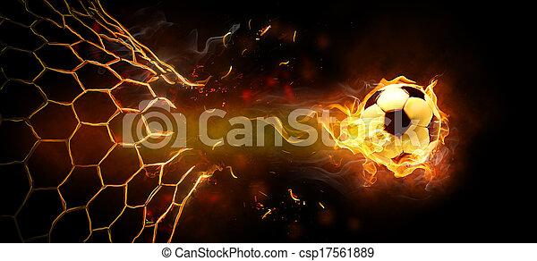 flamy symbol - csp17561889