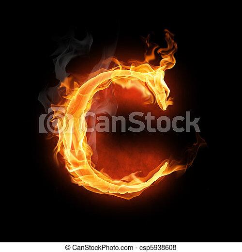 flamy symbol - csp5938608