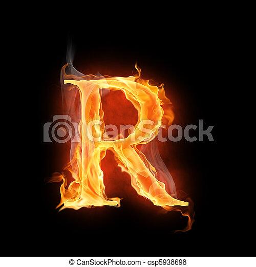 flamy symbol - csp5938698