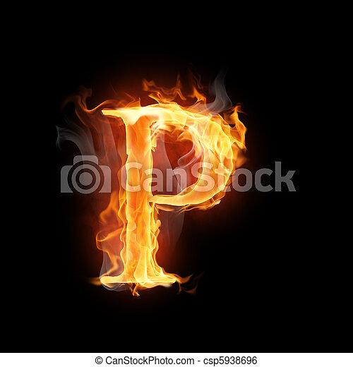 flamy symbol - csp5938696
