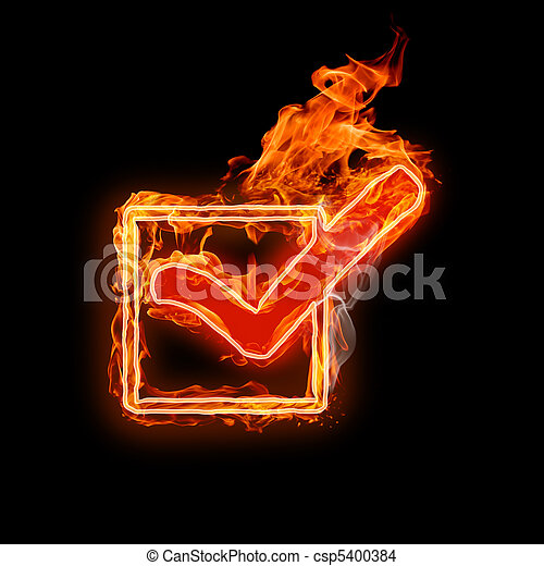flamy symbol - csp5400384