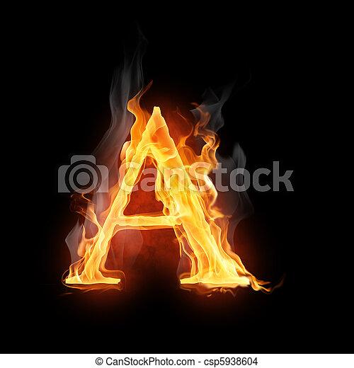 flamy symbol - csp5938604