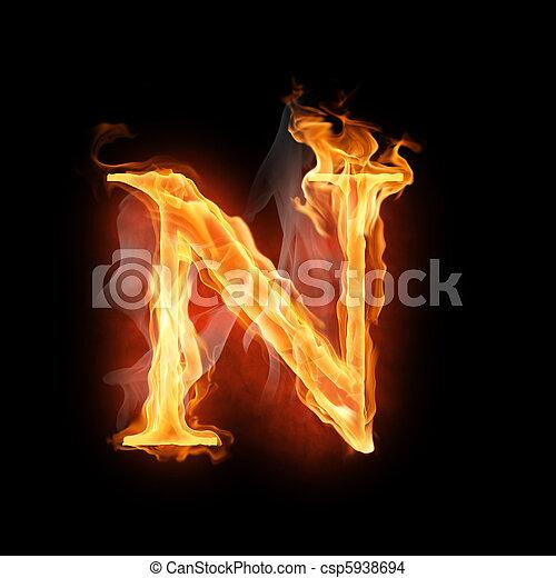 flamy symbol - csp5938694
