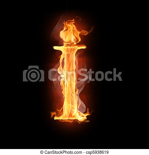 flamy symbol - csp5938619