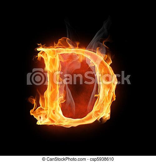 flamy symbol - csp5938610