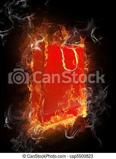 flamy symbol - csp5500823
