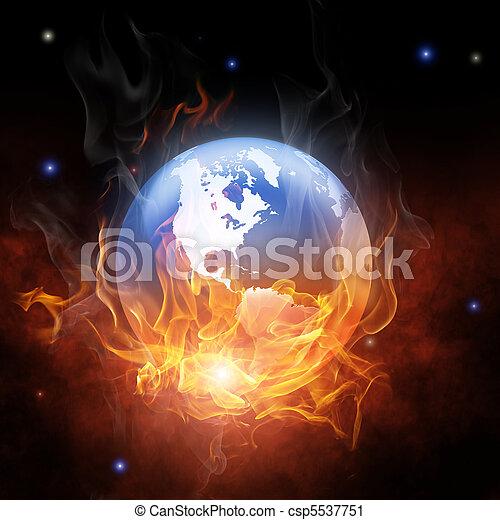 flamy, symbole - csp5537751