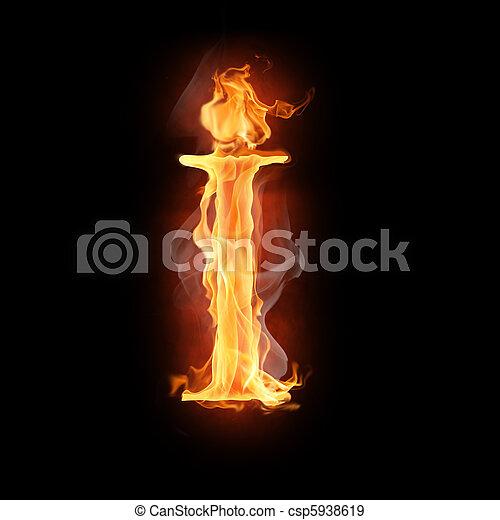 flamy, symbool - csp5938619