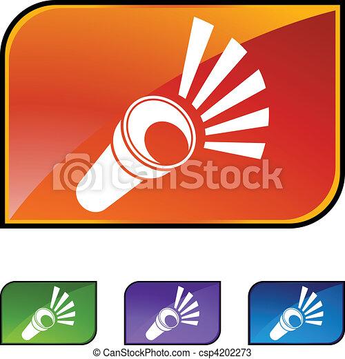 Flashlight - csp4202273