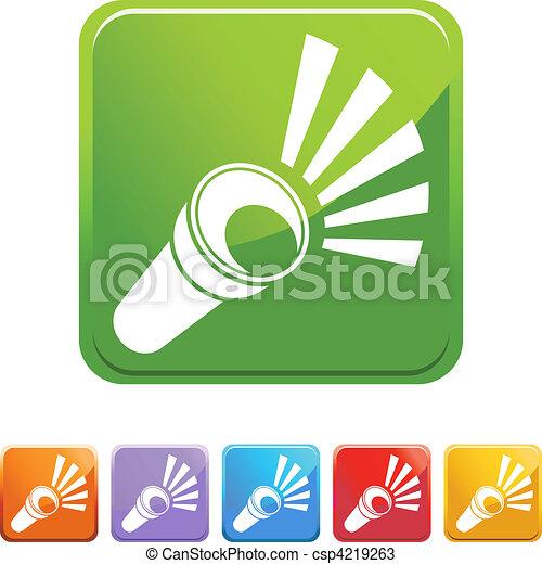 Flashlight - csp4219263