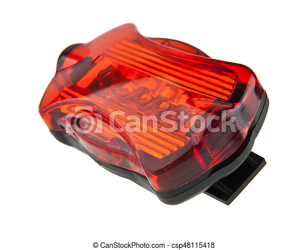 flashlight for Bicycle - csp48115418