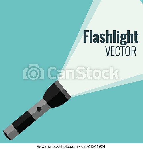 Flashlight - csp24241924
